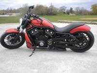 2011 Harley-Davidson VRSCDX Night Rod Special