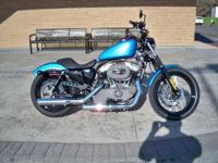 1200 NIGHTSTER The 2011 Harley-Davidson Sportster