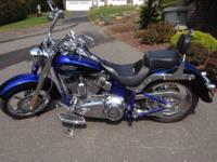 Make: Harley Davidson Model: Other Mileage: 1,712 Mi