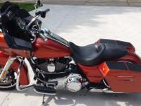 Make: Harley Davidson Model: Other Mileage: 11,150 Mi