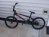 "2011 Haro Pro xl plus (1/4"" longer tt) Ridden once with"