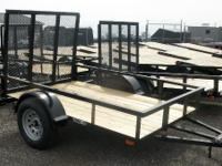 Haul it: 5x8 utility trailer for sale,  for our best