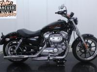 2011 HD XL883L Sportster 883 SuperLow. The brand name