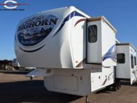 2011 Heartland Bighorn 3055RL Fifth Wheel Bighorn has a