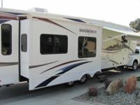 2011 Heartland Bighorn King of the Mountain Fifth Wheel