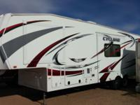 For Sale is a 2011 Heartland Toyhauler. The is 5th