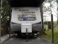 2011 Heartland North Country Travel Trailer Length 22