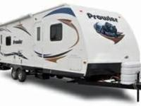2011 Heartland Prowler M29PRKS Travel Trailer. 2011