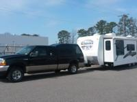 2011 Heartland RV Sundance TT 3200FK And 2001 Ford F250