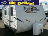 2011 HEARTLAND TRAIL RUNNER TRL TRAILER Our Location