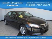 ONLY 36,775 Miles! SE trim. FUEL EFFICIENT 34 MPG