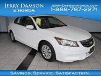 2011 Honda Accord 4dr I4 Auto LX-P Our Location is: