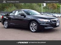 This 2011 Honda Accord 2dr EX-L Coupe features a