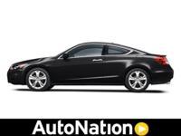 2011 Honda Accord Cpe Our Location is: AutoNation Honda