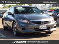 This 2011 Honda Accord Cpe 2dr 2dr I4 Auto EX Coupe