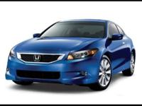 Honda of Bay County presents this 2011 HONDA ACCORD CPE