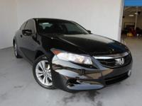 2011 Honda Accord Cpe Coupe EX-L Our Location is: