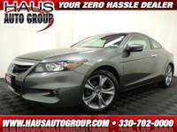 2011 Honda Accord Cpe Coupe EX-L Our Location is: Haus
