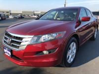 2011 Honda Accord Crosstour EX-L Red Fresh Oil Change,