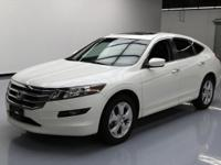 This awesome 2011 Honda Accord Crosstour comes loaded