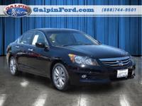 2011 Honda Accord EX-L 4D Sedan V6 EX-L Our Location