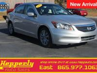 Clean CARFAX. CARFAX One-Owner. This 2011 Honda Accord