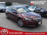 Accord EX-L, 4D Sedan, 2.4L I4 DOHC i-VTEC 16V, and