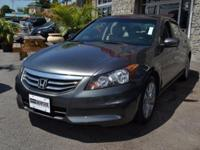 This 2011 Honda Accord Sedan 4dr EX-L Sedan AT features