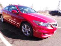 Check out this 2011 Honda Accord Cpe EX-L. Its