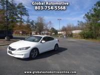 Options:  2011 Honda Accord Automatic 2 Door Coupe