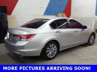 CARFAX One-Owner. Clean CARFAX. Silver 2011 Honda