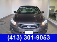 CARFAX 1-Owner. Sunroof, Heated Leather Seats,