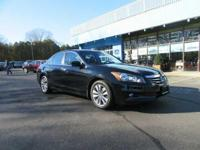This 2011 Honda Accord Sdn 4dr V6 Auto EX-L is proudly