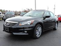 Boasts 30 Highway MPG and 20 City MPG! Carfax One-Owner