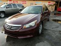 Options:  2011 Honda Accord Lx Sedan 4D|Miles: