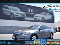 Snatch a steal on this 2011 Honda Accord Sdn LX before