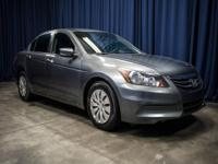 Clean Carfax Sedan with Steering Audio Controls!