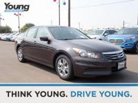 CARFAX One-Owner. Clean CARFAX. Brown 2011 Honda Accord