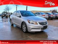 Just Reduced! Clean Vehicle History Report, Accord LX-P