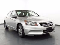 2011 Honda Accord 128 POINT INSPECTION, AUX/USB PORT,