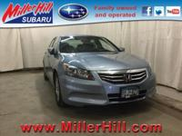 2011 Honda Accord LX-P 2.4L 4cyls ready for you!