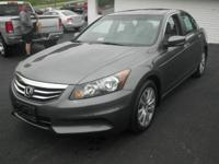 2011 Honda Accord Sdn 4dr Car EX-L Our Location is:
