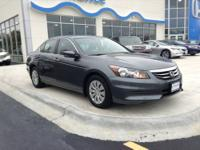 2011 Honda Accord Sdn 4dr Car LX Our Location is: