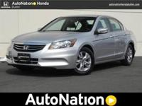2011 Honda Accord Sdn Our Location is: AutoNation Honda