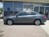 READY FOR A NEW HOME - Here is a GREAT Accord that just