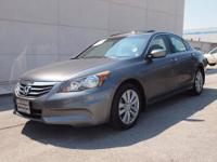 2011 Honda Accord Sdn Sedan EX-L Our Location is: