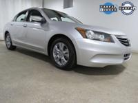 New Price! CARFAX One-Owner. Low Mileage!, *BLUETOOTH*,