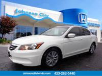 2011 Honda Accord Sedan EX-L Our Location is: Johnson