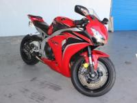 2011 Honda CBR 1000RR Our Location is: AutoMatch USA of