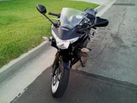 This is a Clean Title 2011 Honda CBR250. Bought